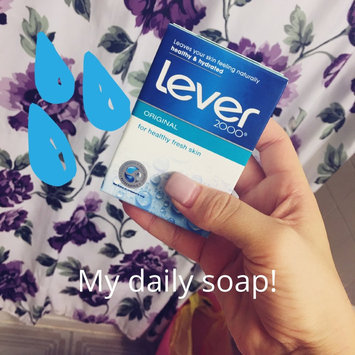 Photo of Lever 2000 Perfectly Fresh Refreshing Bar Soap 8 PackPerfectly Fresh Original uploaded by Brianna L.