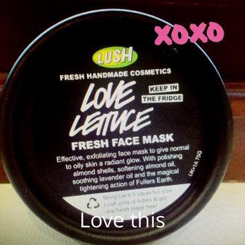 Photo of LUSH Love Lettuce Face Mask uploaded by Ali C.