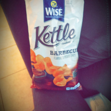Photo of Wise Kettle Cooked Barbecue Flavored Potato Chips uploaded by Nicole B.