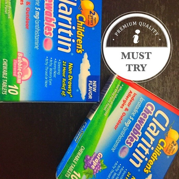 Children's Claritin Chewables uploaded by Haley p.
