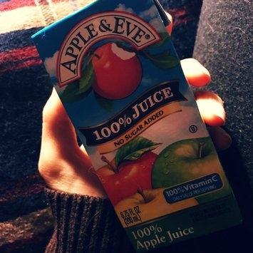 Apple & Eve Organics Apple Juice uploaded by Elsie R.