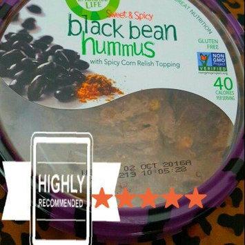 Photo of Eat Well Enjoy Life Hummus Sweet & Spicy Black Bean uploaded by Paula T.