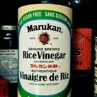 Marukan Seasoned Gourmet Rice Vinegar uploaded by Jen G.