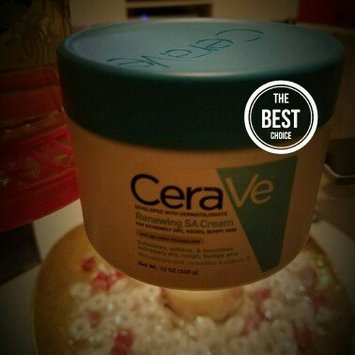 CeraVe SA Renewing Cream uploaded by Leanna T.
