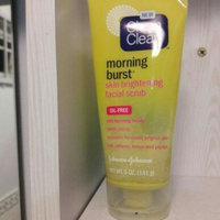 Clean & Clear® Morning Burst® Skin Brightening Facial Scrub uploaded by Chelsea R.