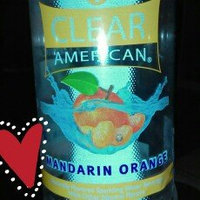 Sam's Choice: Clear American Mandarin Orange Water, 33.8 Fl oz uploaded by Jessica T.