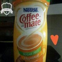 Nestlé Coffee-Mate Fat Free Hazelnut Flavor Coffee Creamer uploaded by Sarah J.