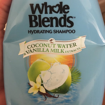 Garnier® Whole Blends™ Coconut Water & Vanilla Milk Extracts Hydrating Shampoo 12.5 fl. oz. Bottle uploaded by Ashley G.