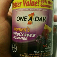 One a Day Women's VitaCraves Gummies Multivitamin/Multimineral Supplement uploaded by Daphne D.