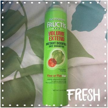 Photo of Garnier Fructis Volume Extend Instant Bodifier Dry Shampoo uploaded by Malynda C.