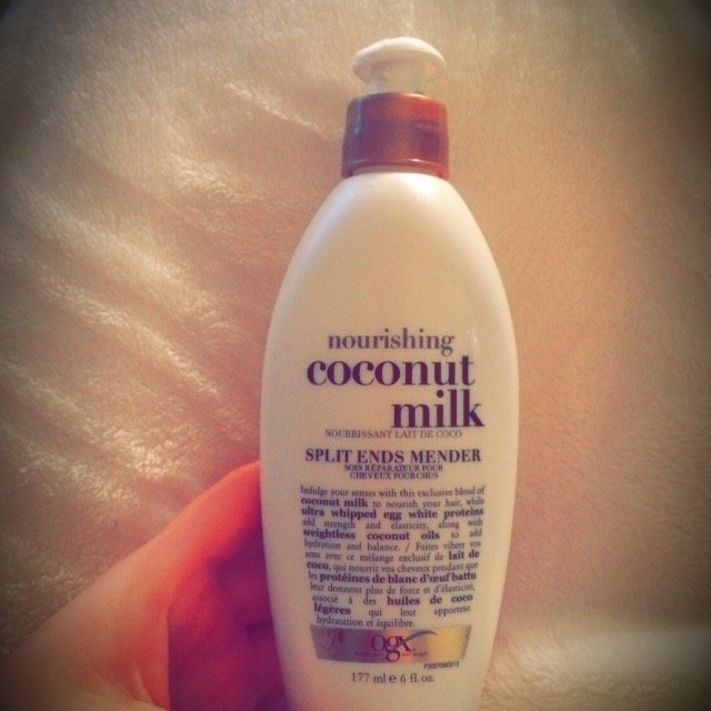 Organix Coconut Milk Split Ends Mender uploaded by Kassandra C.