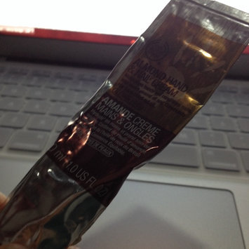 Photo of The Body Shop Mini Almond Hand & Nail Cream Mini - 30 ml uploaded by Eshani S.