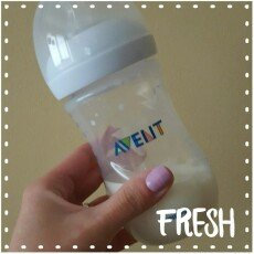 Avent Natural 9oz Bottles (PP) 3 ea uploaded by Inna L.