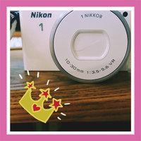 Nikon J4 18.4 MP Digital Camera with NIKKOR 10-30mm Lens - White uploaded by Meghan S.