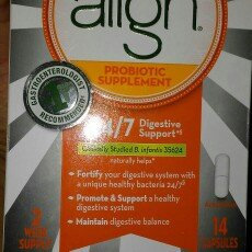 Bifantis Align Probiotic Supplement uploaded by Sonya N.