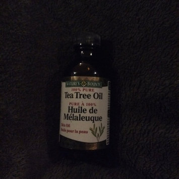 Photo of Nature's Bounty Tea Tree Oil uploaded by Sean F.