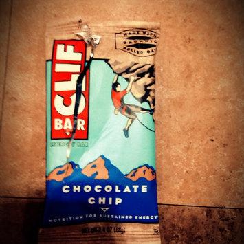 Photo of Clif Bar Chocolate Chip Energy Bar uploaded by Jennifer C.