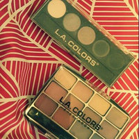 L.A. Colors 5 Color Metallic Eyeshadow, Ammunition, .26 oz uploaded by Megan C.