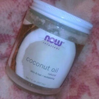NOW Foods - Coconut Oil 100 Natural - 7 oz. uploaded by Almass R.