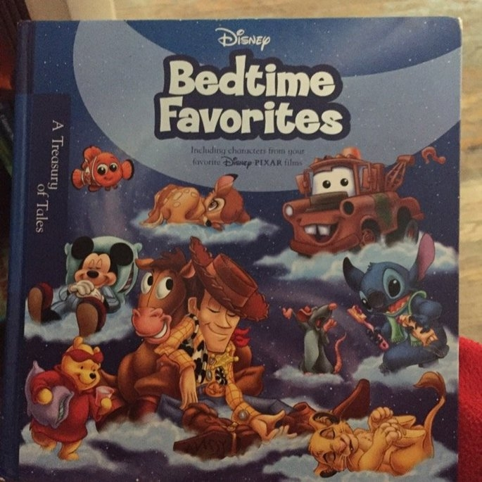 Disney Bedtime Favorites (Storybook Collection) uploaded by Nancy C.