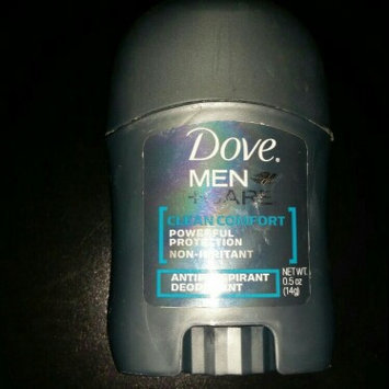 Photo of Dove Beauty Dove Men+Care Clean Comfort Antiperspirant & Deodorant 0.5 oz uploaded by Gabriel O.
