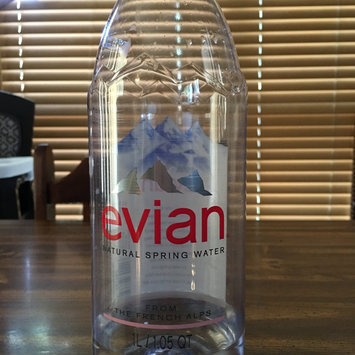 Evian® Natural Spring Water uploaded by Esther I.