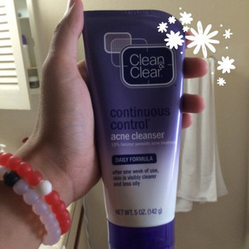 Photo of Clean & Clear® Continuous Control® Acne Cleanser uploaded by Hoan L.