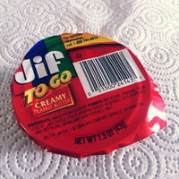 Jif To Go® Creamy Peanut Butter uploaded by Maria R.
