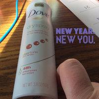 Dove Dry Spray Antiperspirant, Clear Tone Skin Renew, 3.8 oz uploaded by Kasey K.