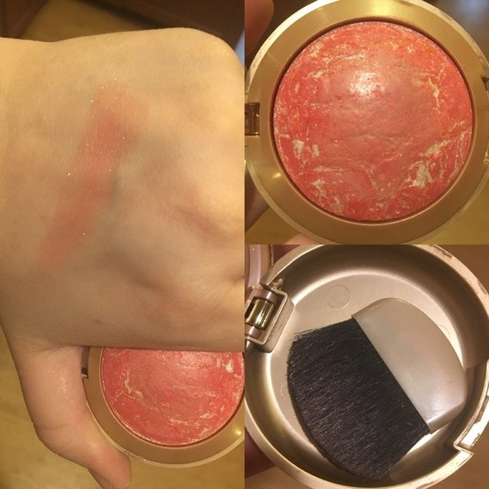 Milani Baked Blush uploaded by Lindsay C.