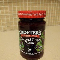 Crofter's Premium Spread Concord Grape Organic uploaded by Elise M.