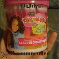 African Pride Dream Kids Olive Miracle Leave-In Conditioner, 15 oz uploaded by Brandi R.
