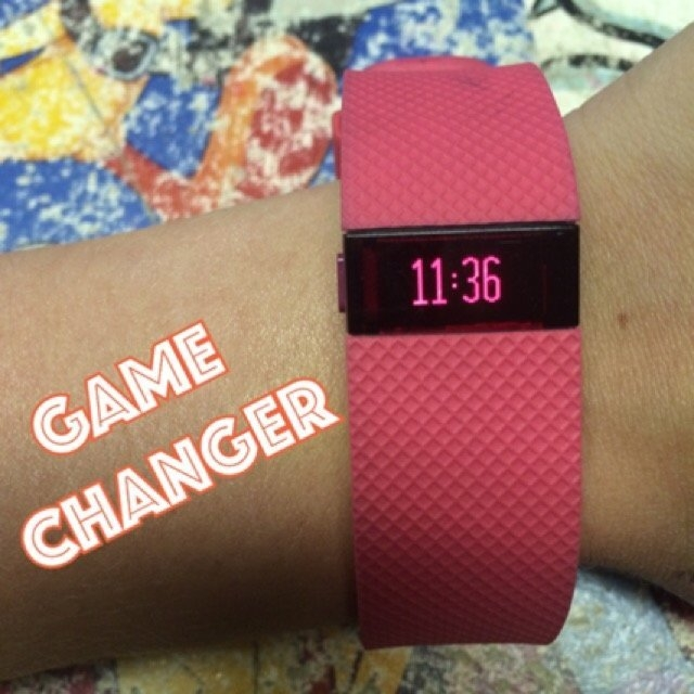Fitbit uploaded by Haylee H.