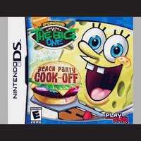 THQ Spongebob vs the Big One: Beach Party Cook - Off uploaded by C G.