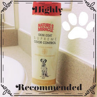 Nature's Miracle NATURE'S MIRACLETM Supreme Odor Control Honey Sage Scented Dog Shampoo & Conditioner uploaded by melissa c.