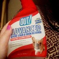 OUT! Advanced Severe Stain & Odor Remover Spray 32oz uploaded by Rikka I.