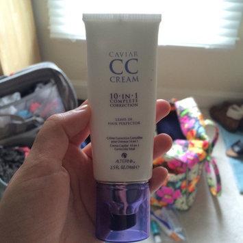 Photo of ALTERNA Caviar CC Cream 10-In-1 Complete Correction 2.5 oz uploaded by Amanda F.