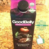 GoodBelly Probiotics Juice Drink Pomegranate Blackberry Flavor uploaded by Jazmin C.