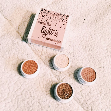 Colourpop Where the Light Is uploaded by Felicia G.