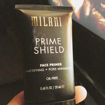 Photo of Milani Prime Shield Mattifying + Pore-minimizing Face Primer uploaded by Jackie C.
