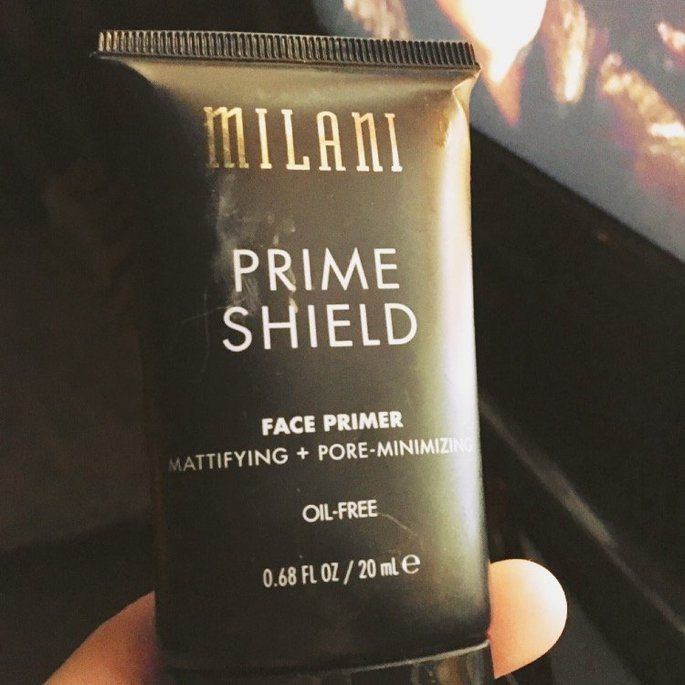 Milani Prime Shield Face Primer uploaded by Jackie C.
