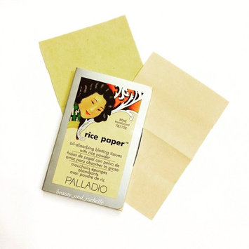 Palladio Rice Paper Powdered Blotting Tissues uploaded by Rochelle D.
