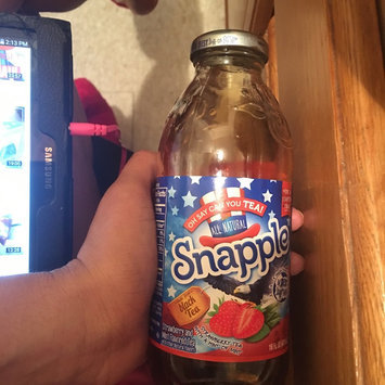 Photo of Snapple Oh Say Can You TEA 16oz Single uploaded by Bergineliz R.