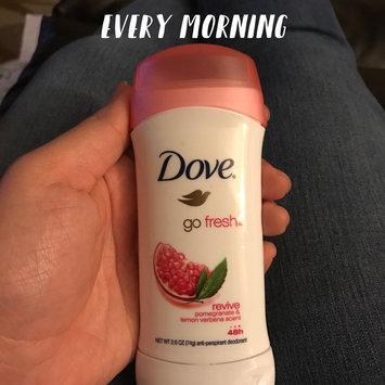 Photo of Dove Advanced Care Go Fresh Rebalance Antiperspirant uploaded by Lupe B.