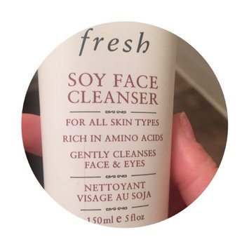 Fresh Soy Face Cleanser uploaded by Rachelle H.