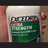 Excedrin Extra Strength Pain Reliever Geltabs, 80 ea uploaded by Stacy S.