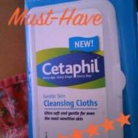 Cetaphil®  Gentle Skin Cleansing Cloths uploaded by Diana R.