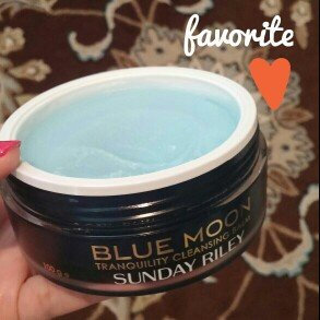 Sunday Riley Blue Moon Tranquility Cleansing Balm uploaded by Susie G.