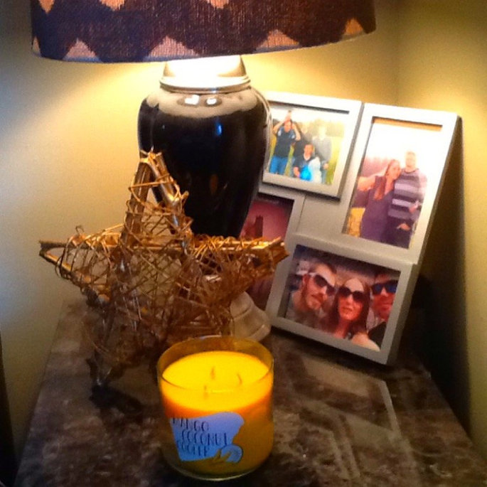Photo of Bath & Body Works Mango Coconut Cooler 3-Wick Candle uploaded by Victoria L.