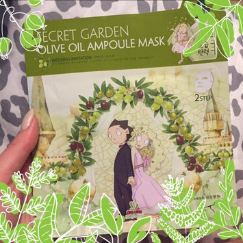 Photo of Sally's Box Secret Garden Face Mask Olive Oil Ampoule Mask uploaded by Stacy S.